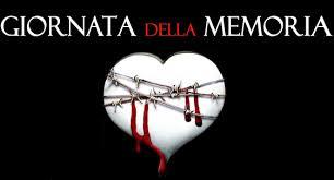giornata della Memoria olocausto 27 gennaio