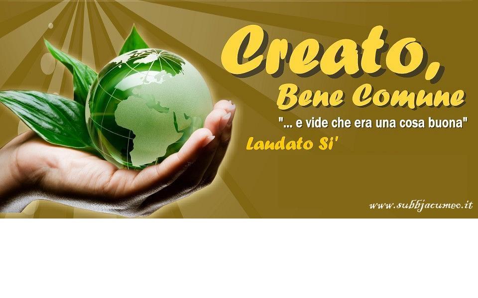 Creato bene comune