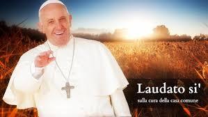 Laudato si papa Francesco